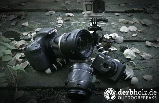 Derbholz Ratgeber zur Zusammenstellung von Kamera Ausrüstung
