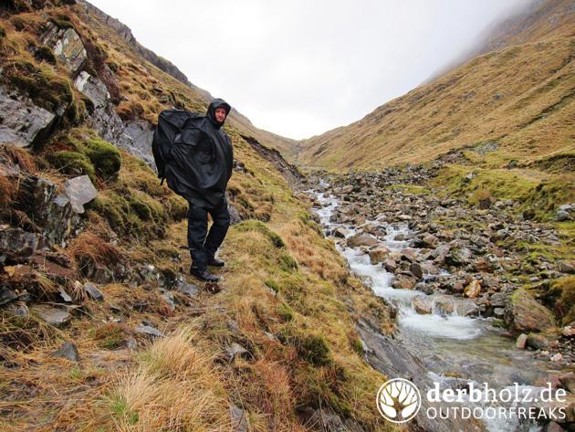 Knoydart Trail Bergpass