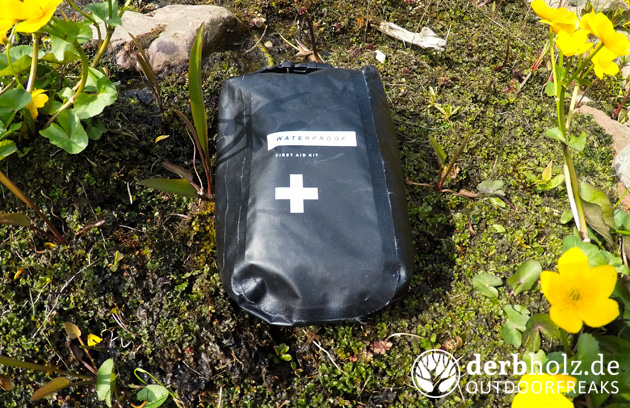 Derbholz Locke's Survival-Set Packsack