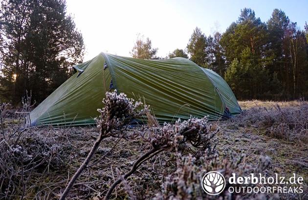 Derbholz Outdoor Ratgeber Biwak oder Zelt