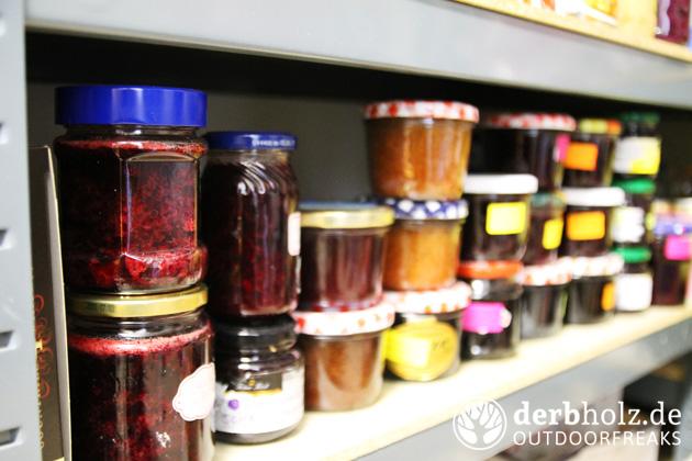 Derbholz Prepping Ratgeber Lebensmittel Lagerhaltung