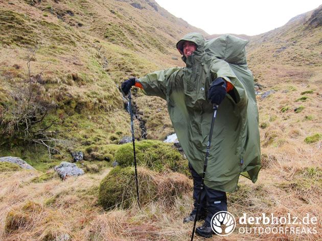 Derbholz Outdoor Ratgeber Regenschutz