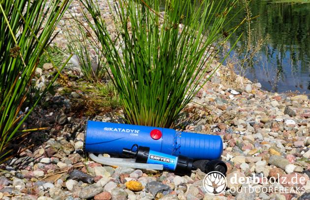 Derbholz Ratgeber Verpflegung Wasserfilter