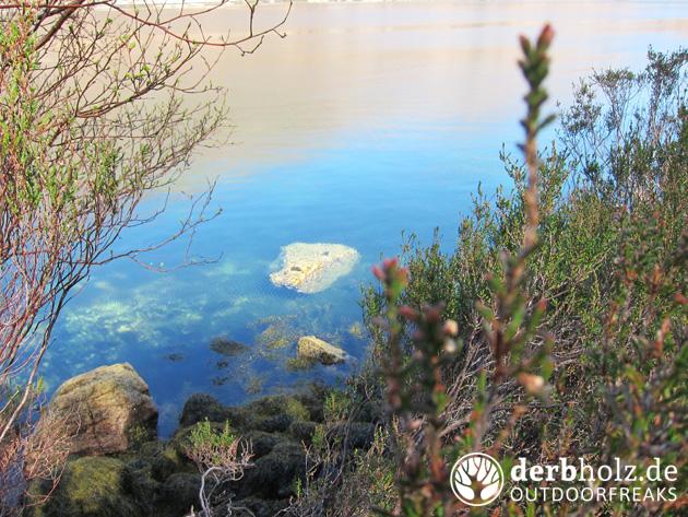 Knoydart Trail Küste mediterran Wasserblick