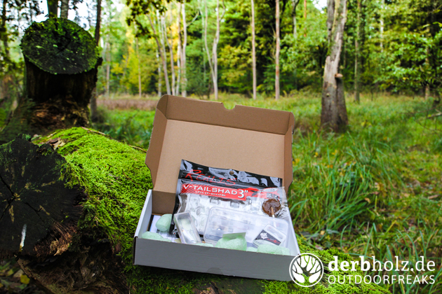 Derbholz Myfishingbox Ultraleicht