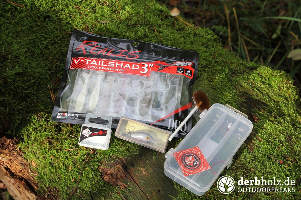 Ultraleicht MyfishingBox