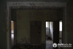 Derbholz MUNA Bunker Wolfsruh altes Klo
