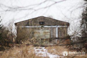 Derbholz MUNA Bunker Wolfsruh VSH-2 Halle
