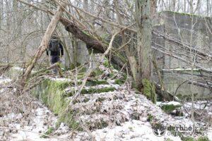 Derbholz MUNA Bunker Wolfsruh ReRe erkundet Ruinen